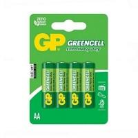 Batterie Zinco-Carbone e zinc. clor.